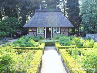 ハンブルク 植物園