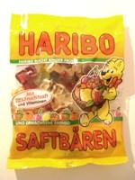 HARIBO Saft Baren